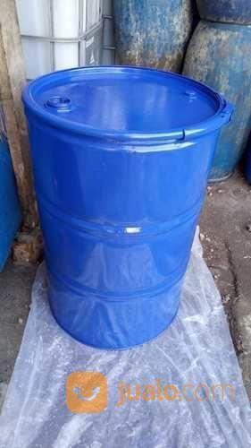Drum besi 200 liter t perlengkapan industri 21079683