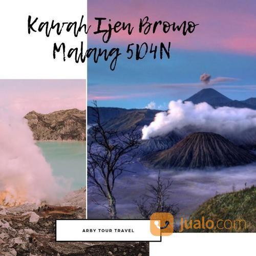 Paket Wisata Kawah Ijen Bromo Malang 5 Hari 4 Malam (21090131) di Kab. Sidoarjo