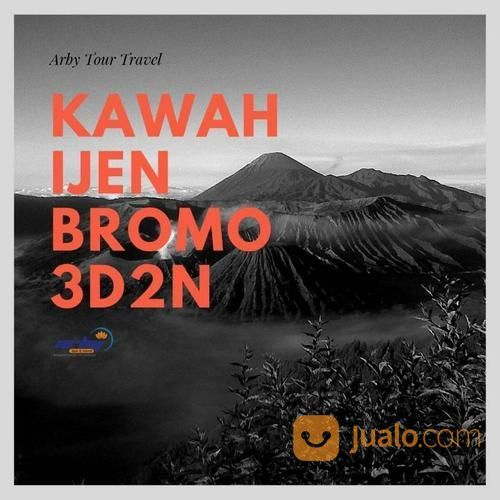 Paket Kawah Ijen Bromo 3 Hari 2 Malam (21097939) di Kab. Sidoarjo