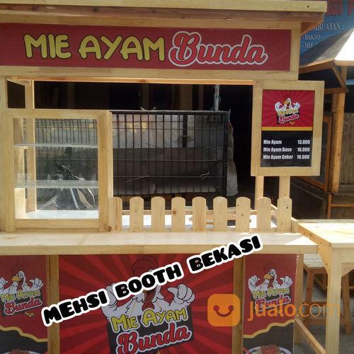 Banner Gerobak Mie Ayam - gambar spanduk