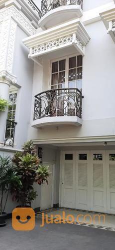 Rumah 3 Lantai Megah Mewah Di Daerah Kayu Putih Jakarta Timur (21108739) di Kota Jakarta Timur
