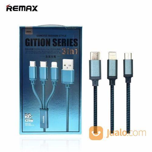 Kabel data remax cabl aksesoris handphone dan tablet lainnya 21114883