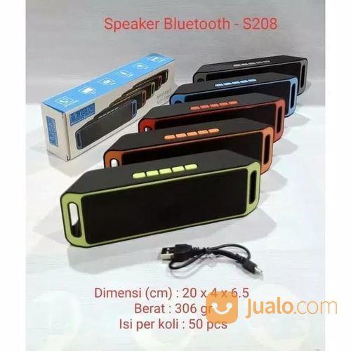 Speaker bluetooth meg pemutar musik portable 21115311