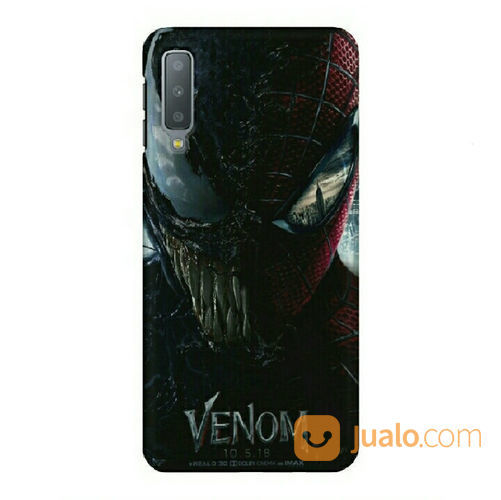 Venom Movie Samsung Galaxy A70 Custom Hard Case (21125019) di Kota Bekasi