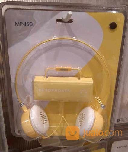 JASTIP .. Headphone MINISO Original (21133283) di Kota Tangerang