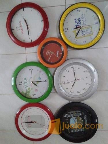 Menerima pemesanan untuk jam dinding promosi dengan cetak logo (2113677) di Kota Tangerang