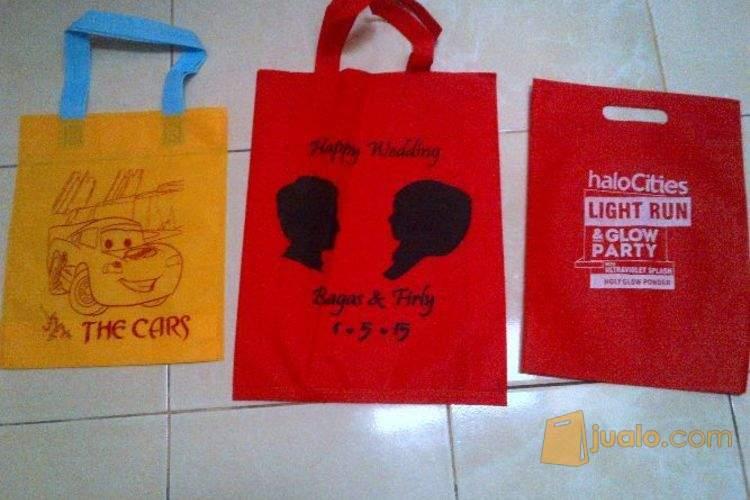 Tas puring tas spon bond dengan mesin press ultra sonic (2114058) di Kota Tangerang