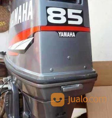 Mesin Tempel Speed Boat Yamaha 85pk 2tak Kondisi 85% (21169123) di Kab. Purwakarta
