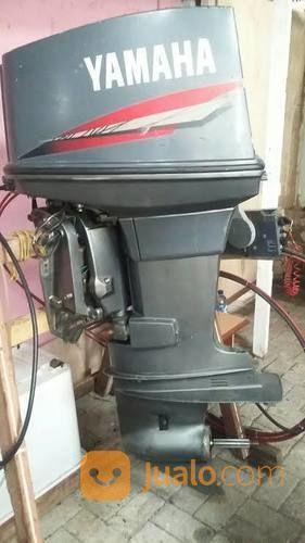 Mesin Tempel Speed Boat Yamaha 85pk 2tak Kondisi 85% (21169127) di Kab. Purwakarta