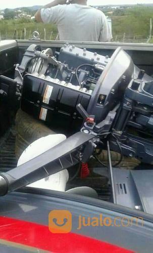 Mesin Tempel Speed Boat Yamaha 200pk 2tak Kondisi 90% (21169179) di Kab. Purwakarta