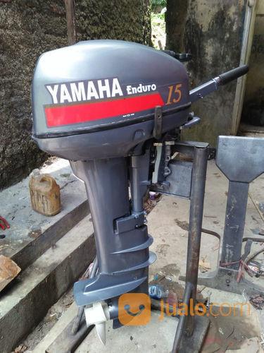 Mesin Tempel Speed Boat Yamaha 15pk Kapsul 80% (21169235) di Kab. Purwakarta