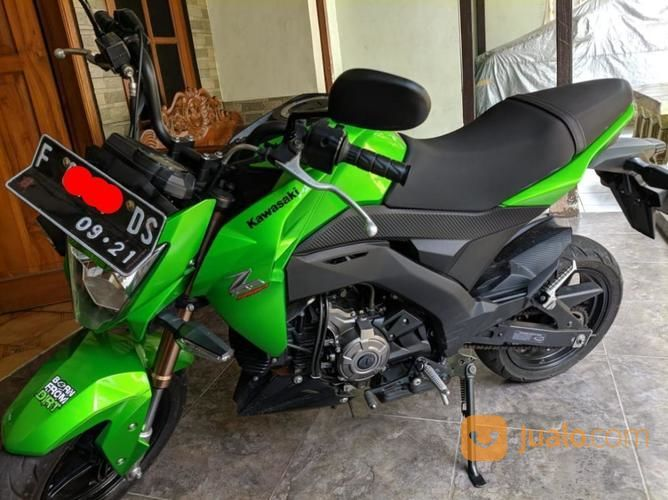 Kawasaki Z 125 Pro 2016 Mulus Original (21192419) di Kota Bogor