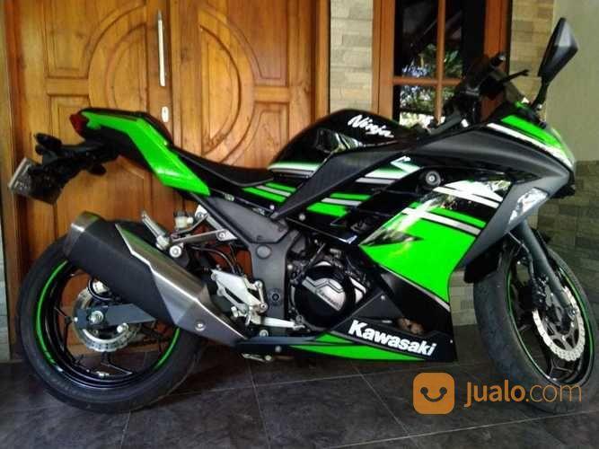 Kawasaki Ninja 250 FI SE 2016 Super Mulus (21194923) di Kota Bogor