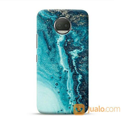 Starry Sky Marble Motorola G5s Custom Hard Case (21202251) di Kota Bekasi