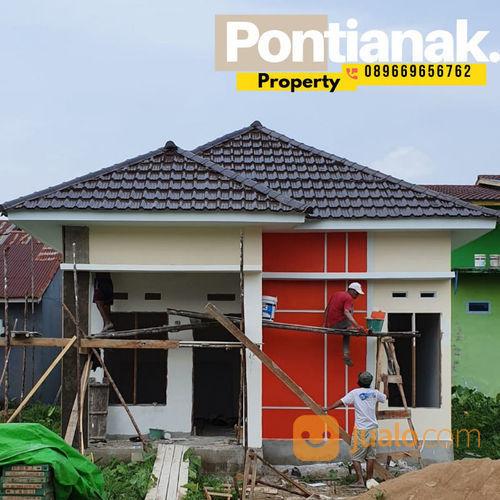 Perumahan Type 45 Cash Kota Pontianak, Kalimantan Barat Siap Huni (21209871) di Kota Pontianak