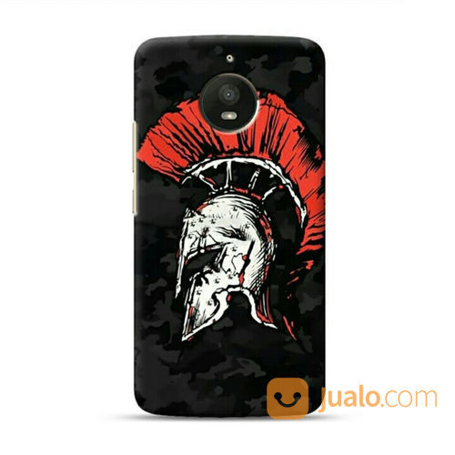Feather Crown Motorola E4 Plus Custom Hard Case (21222271) di Kota Bekasi