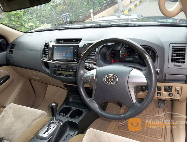 Toyota fortuner trd d mobil toyota 21224931