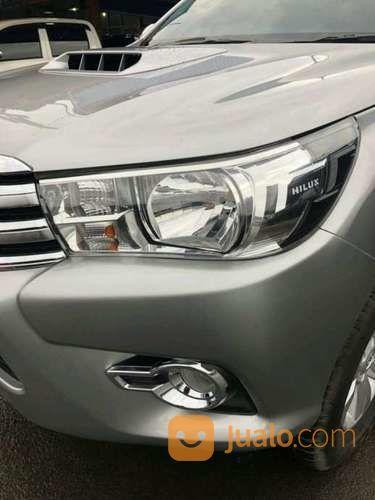 Toyota Hilux DC M/T 2017 (21239867) di Kota Manado