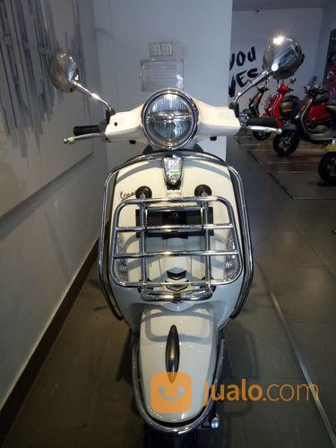 New Vespa Primavera S LED 150 I Get ABS (WHITE INNOCENZA) (21255923) di Kota Bekasi