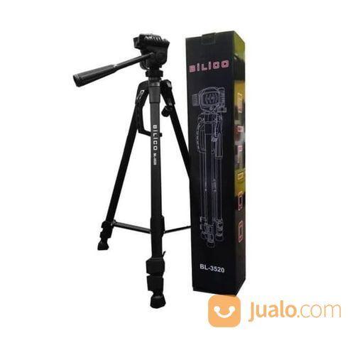 Tripod BILICO BL 3520 Tripod Kamera DSLR MIRORRLESS (21257211) di Kota Surakarta