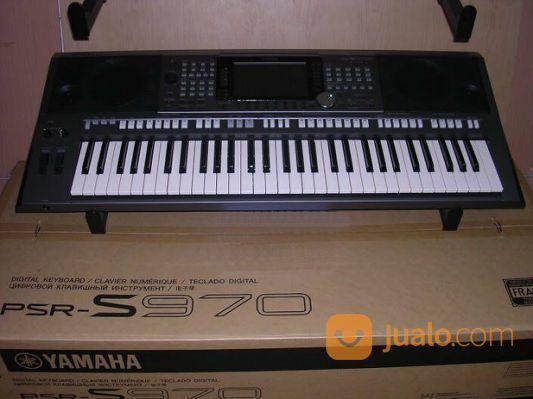 Yamaha Organ Keyboard Psr S970 Thn 2019 (21262199) di Kota Sibolga