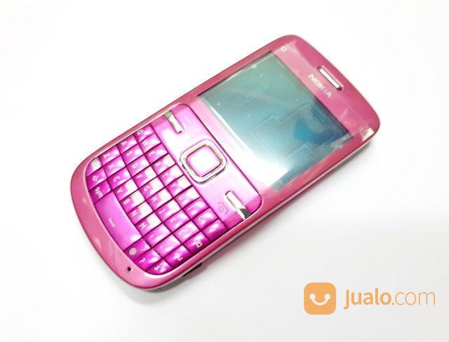 Casing Nokia C3 Baru Fullset Casing (21268427) di Kota Jakarta Pusat