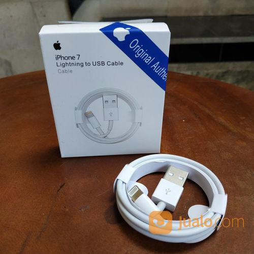 Kabel Dan Charger IPhone Original (21272955) di Kota Denpasar