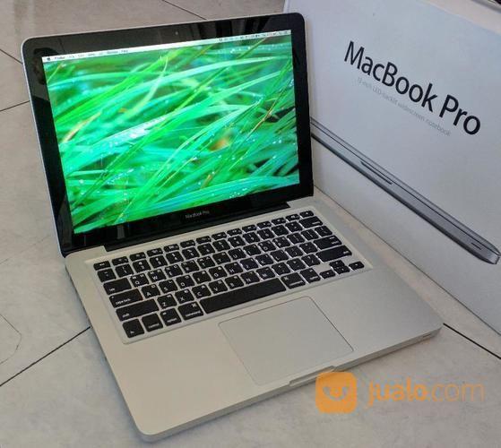 MacBook Pro MD101 Core I5 Late 2012 Fullset ( RAM 4GB + HDD 500GB ) (21281567) di Kota Malang
