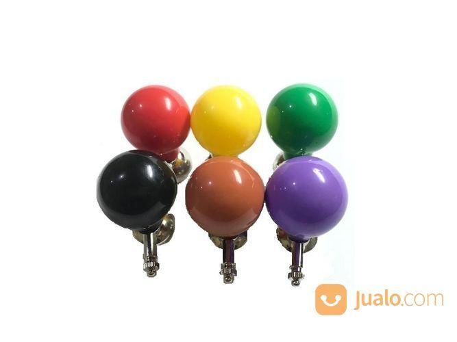 Colorful Multifungsi EKG Bulb, ECG Bulb, Balon EKG, Isi 6 Pcs
