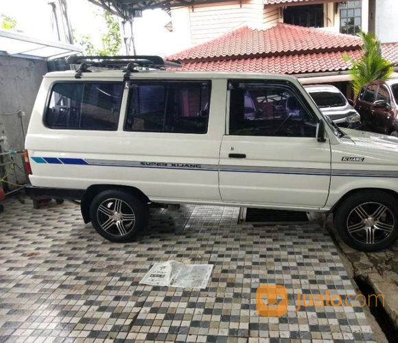 Toyota Kijang Super Thn 1990 Warna Putih Jakarta Timur Jualo