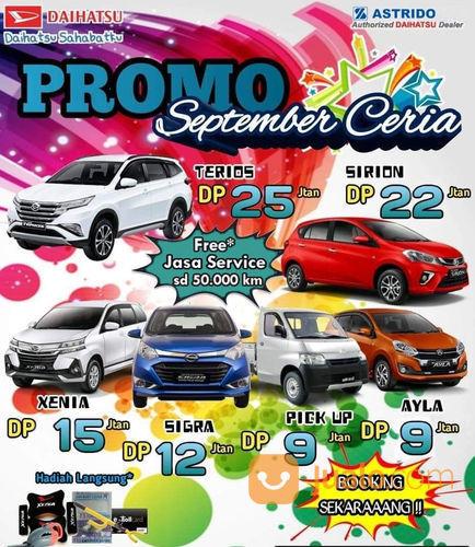 Gebyar promo daihatsu mobil daihatsu 21307591