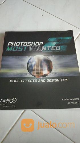 Buku Photoshop Most Wanted (21330707) di Kota Jakarta Selatan