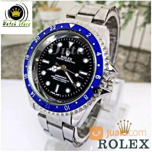 Jam Tangan Pria Rolex Balikpapan Jualo