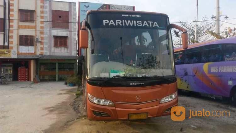 Rental Bus Pariwisata Merah Sari (21343019) di Kota Pekanbaru