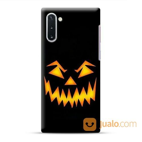 Ghostbusters Pumpkin Samsung Galaxy Note 10 Custom Hard Case (21348711) di Kota Bekasi