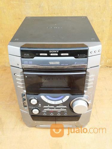 Sony hcd vx88 amplif home theater 21356955