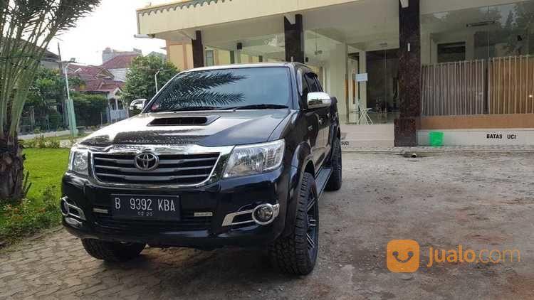 Toyota Hilux Type V Diesel A/T Tahun 2014