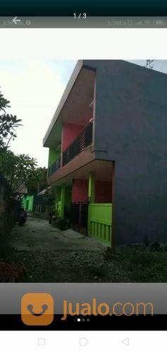 Rumah Baru Bangun 2 Lantai Bernuasa Asri Pedesaan