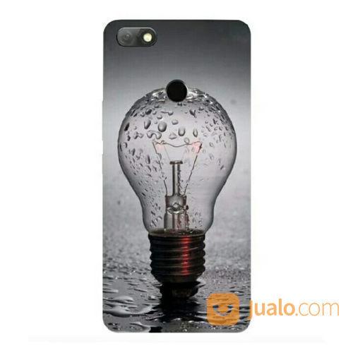 The Bulb Infinix Note 5 Custom Hard Case (21388815) di Kota Bekasi