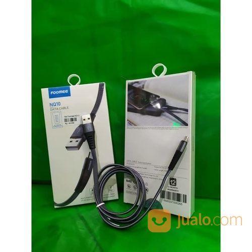 Kabel Data & Charge Micro Foomee NQ10 Original (21390751) di Kota Surakarta