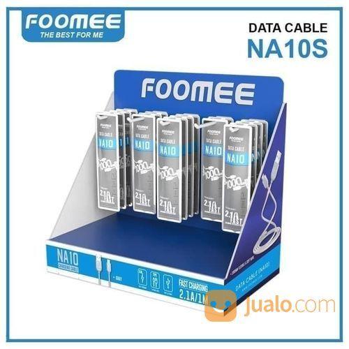Kabel Data & Charger Foomee Fast Charging 2.1 Panjang 1 Meter (21390783) di Kota Surakarta