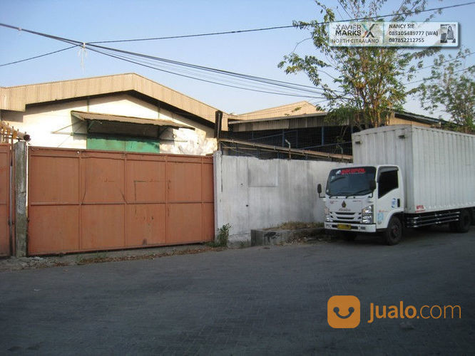 Gudang margomulyo per gudang disewa 21396179