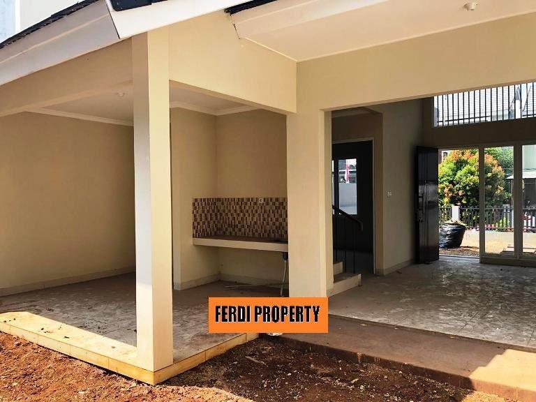 Rumah Baru 2 Lantai Cluster Baru Bukit Golf Cibubur
