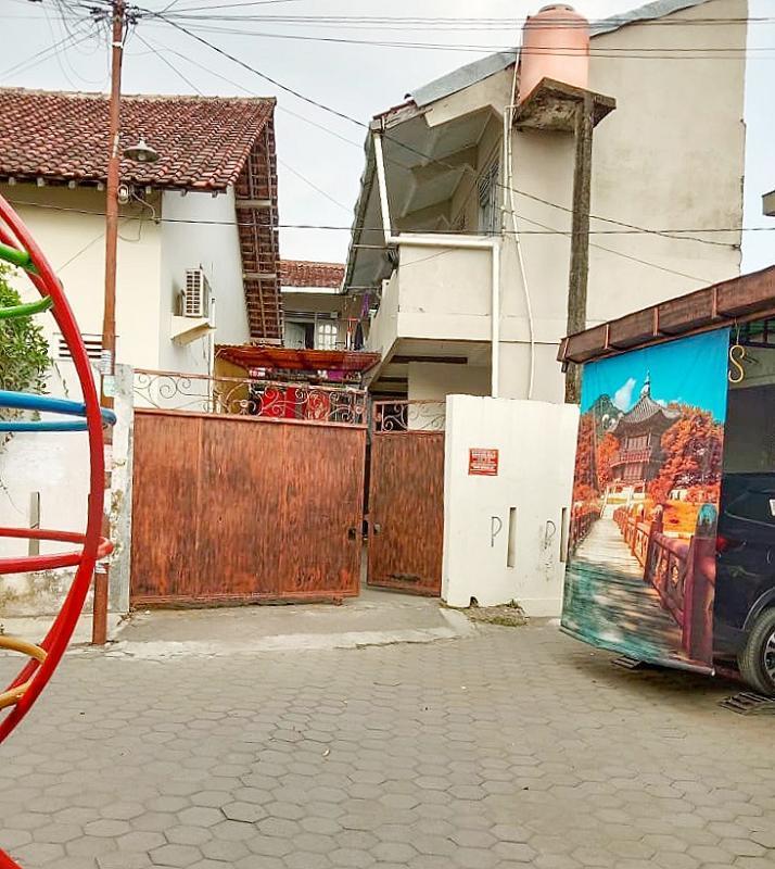 Kost Dekat Uii Jalan Taman Siswa Ada 20 Kamar