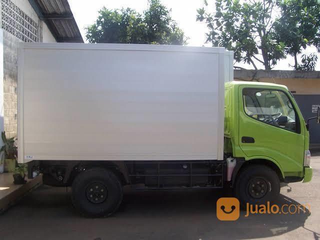 Ready Stock Hino Dutro Box Aluminium (21413587) di Kota Jakarta Utara