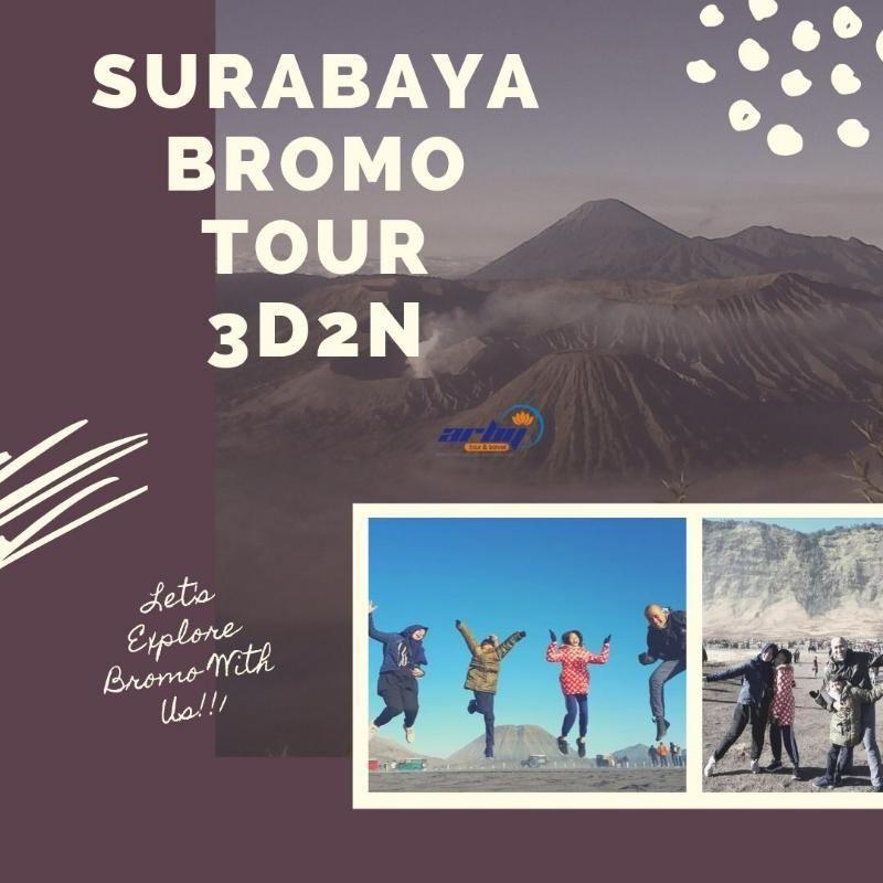 Wisata Surabaya Bromo 3 Hari 2 Malam (21418215) di Kab. Sidoarjo