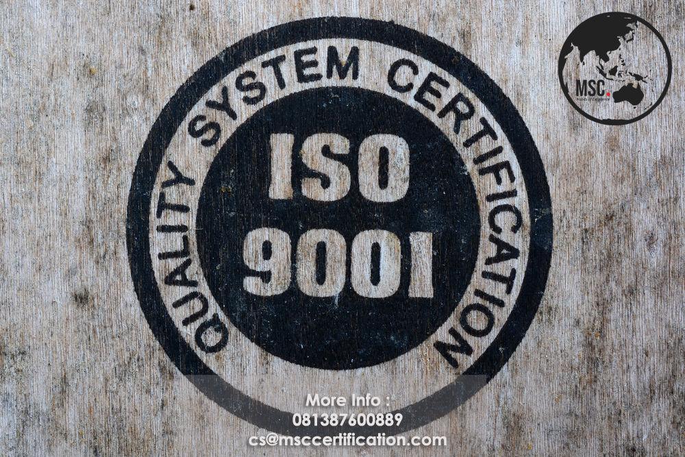 Jasa Iso 9001 Murah (21419515) di Kab. Bandung