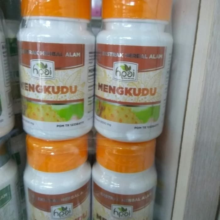 Mengkudu Original HNI-HPAI Solusi Darah Tinggi (21419951) di Kab. Sragen