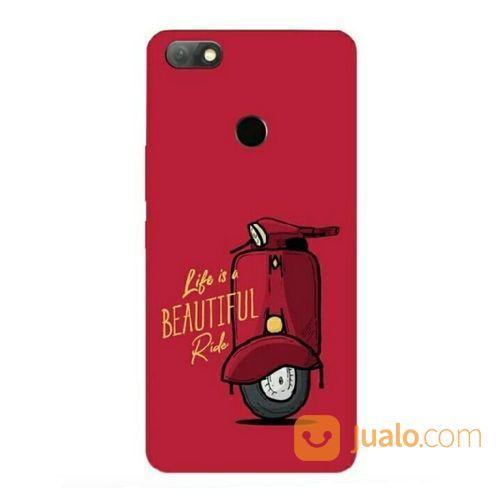 Beautiful Ride Infinix Note 5 Custom Hard Case (21429327) di Kota Bekasi