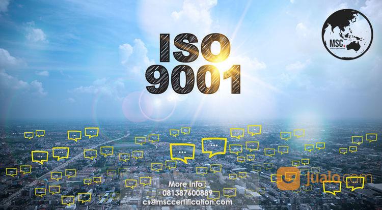 Jasa Badan Sertifikasi Iso (21432915) di Kab. Bandung